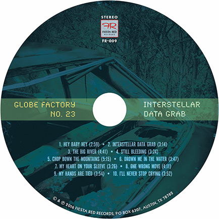 Interstellar Data Grab label