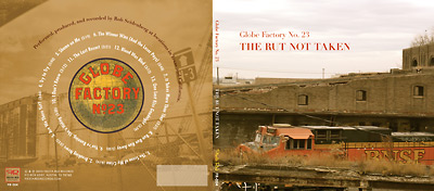 The Rut Not Taken CD cover