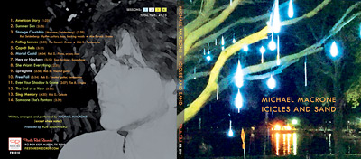 Icicles and Sand CD cover