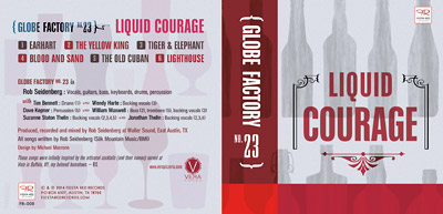 Liquid Courage CD cover