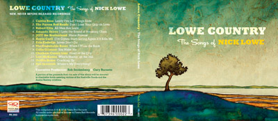 Lowe Country CD cover