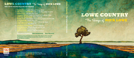 Lowe Country cover