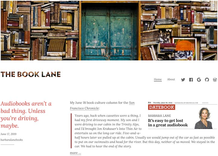 The Book Lane